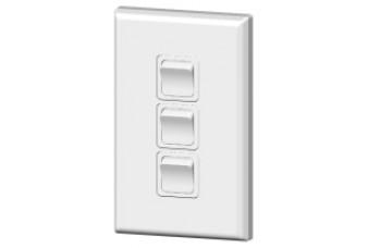 PDL683 - Triple Light Switch