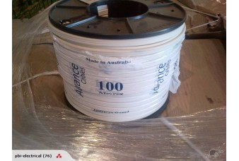 6.0mm T + E TPS Cable - 100m Roll