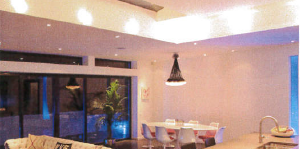 Interior commercial and residential lighting